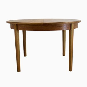 Mid-Century Teak Extending Dining Table from William Lawrence of Nottingham, 1960s