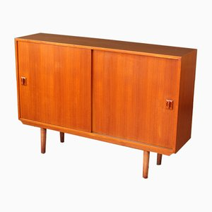 Slim Danish Sideboard, 1960s