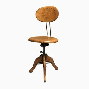 Workshop Chair from Japy Frères, 1920s