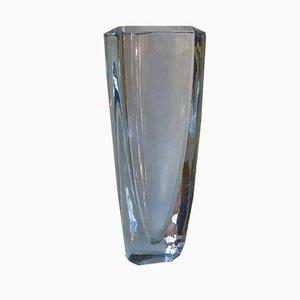 Scandinavian Glass Vase, 1960s