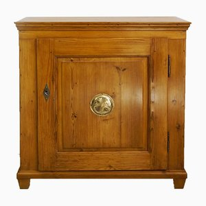 Half-Height Biedermeier Kitchen Cupboard, 1830s