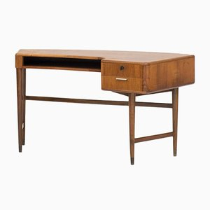 Boomerang Desk by A. A. Patijn for Zijlstra Joure, 1950s