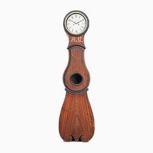 Reloj sueco alargado, 1847