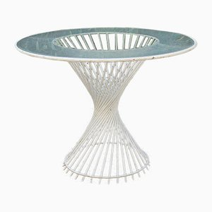 Antheor Garden Table by Mathieu Matégot, 1950s