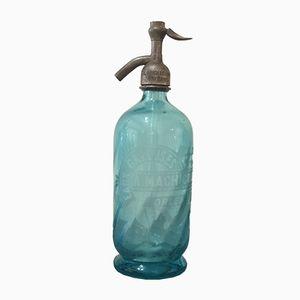 Antique Blue Siphon Jar, Set of 3