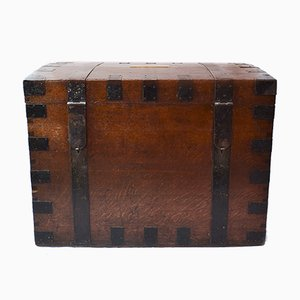 Travelling Trunk by Brook & Son of Edinburgh