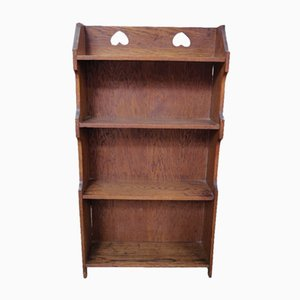 Antique Arts & Crafts Bookshelf