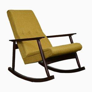 Vintage Rocking Chair by Valerija Ema Cukermanienė for Vilniaus Baldų Kombinatas, 1960s