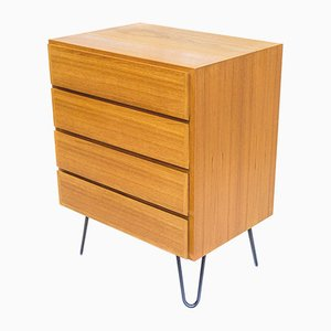 Teak Chest of Drawers from Omann Jun, 1960s