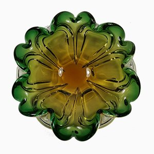 Vintage Italian Murano Glass Bowl