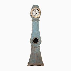 Schwedische Uhr mit langem Gehäuse, spätes 18. Jh