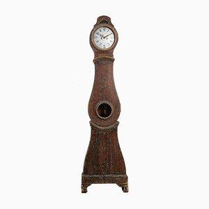 Rokoko Mora Uhr aus dem 18. Jahrhundert aus Stockholm