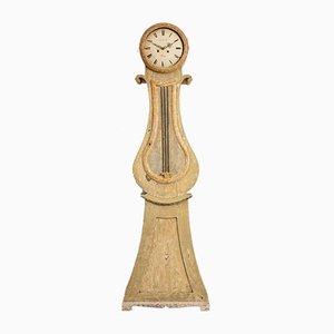 Reloj Mora sueco Imperio antiguo, 1820