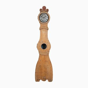18th Century Swedish Mora Clock from Matfors