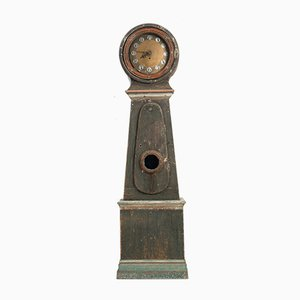 Swedish Gustavian 18th Century Mora Clock