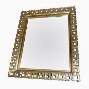 Espejo de mesa Mid-Century, años 50