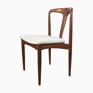 Dänischer Vintage Juliane Stuhl von Johannes Andersen für Uldum, 1970er