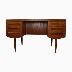 Bureau Autoportant N°26 par J. Svenstrup pour Andres Pedersens Møbelfabrik, Danemark, 1960s