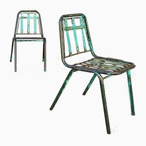 Chaises de Jardin Vintage, 1970s, Set de 2