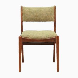 Dänischer Vintage Beistellstuhl