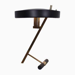 Z Tischlampe von Louis Kalff für Philips, 1970er