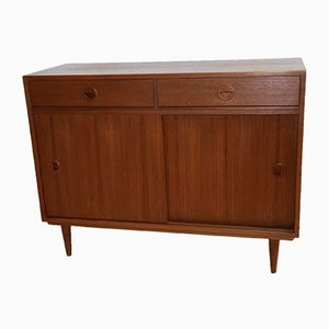 Small Teak Sideboard from Musterring, 1960s