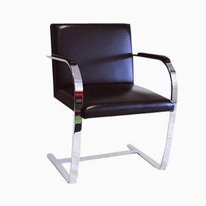 Vintage BRNO Armchair by Mies Van Der Rohe for Knoll