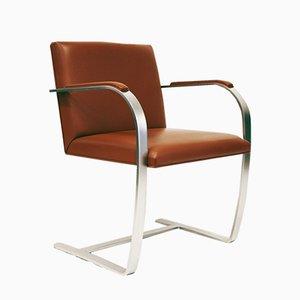 Poltrona BRNO di Mies Van Der Rohe per Knoll