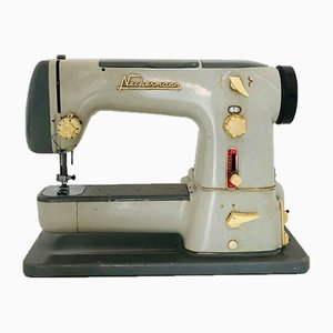 Vollzickzack 132 Sewing Machine from Neckermann, 1960s