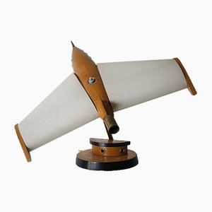 Aeroplane Table Lamp, 1950s