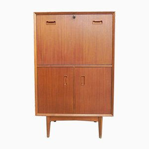 Vintage Belgian Highboard, 1960s