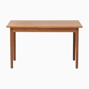 Vintage Veneered Dining Table from HS Mobler, 1960s
