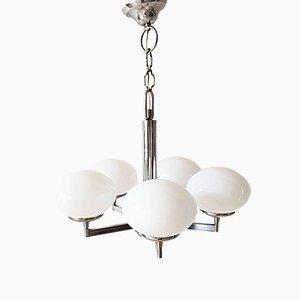 Vintage Space Age Pendant Lamp, 1960s