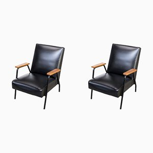 Rio Armchairs by Pierre Guariche for Meurop, 1960s, Set of 2