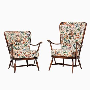 Windsor Armchairs by Lucian Randolph Ercolani for Ercol, Set of 2