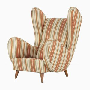 Vintage Wing Chair, 1940s