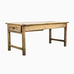 Antique Rustic French Dining Table