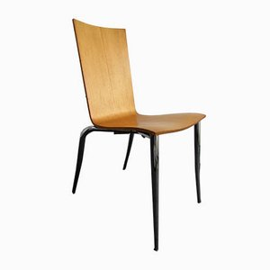 Silla Olly Tango italiana de Philippe Starck para Driade, años 90