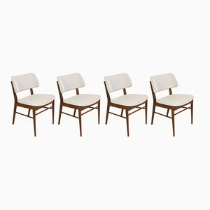 Nissa Chairs by Maurizio Marconato & Terry Zappa for Porada, 2000s, Set of 4