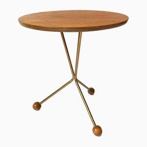 Tisch aus Teak von Albert Larsson für Alberts Tibro, 1960er