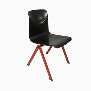Vintage S30 Stuhl aus Buche von Galvanitas, 1960er