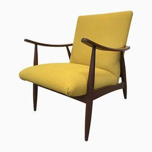 Dutch Lounge Chair, 1950s