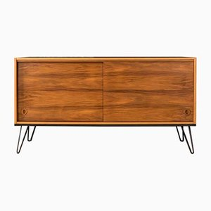 Walnut Veneer Sideboard from Musterring, 1950s