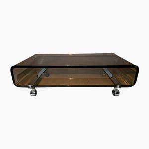 Plexiglas Coffee Table, 1970s
