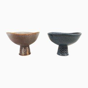 Mid-Century Keramiken von Carl Harry Stålhane für Rörstrand, 2er Set