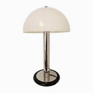 Schreibtischlampe aus Pilz-Optik, 1960er