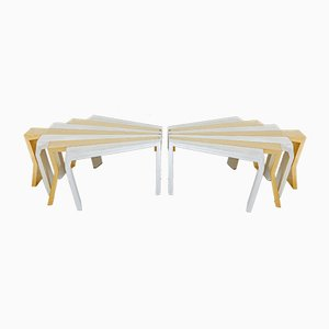 Chaos Coffee Tables by Wael Farran Studio, Set of 2