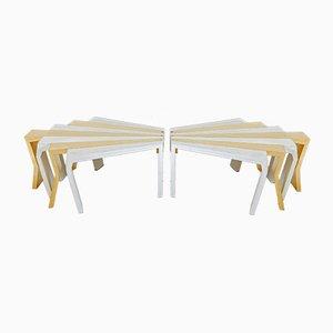 Tavolini da caffè Chaos di Wael Farran Studio