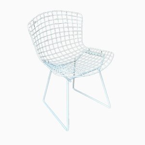 Sedie vintage di Harry Bertoia per Knoll International, anni '80, set di 4