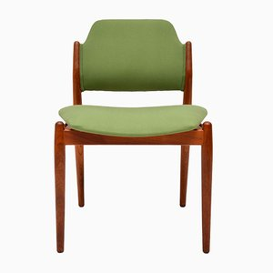 Dänische Esszimmerstühle aus Teak von Arne Vodder für Sibast, 1960er, 4er Set